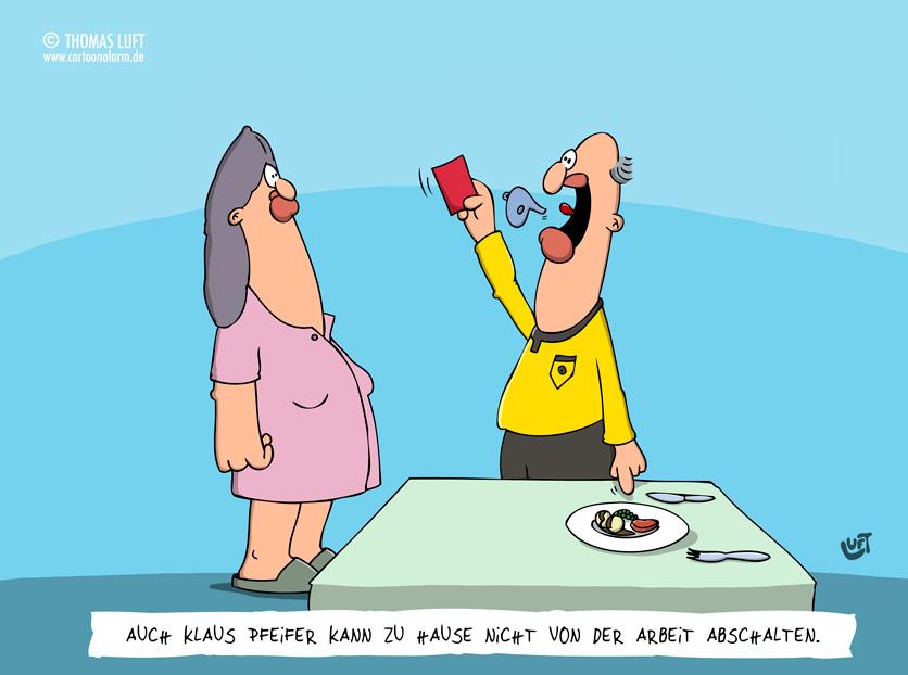Sport Cartoonalarm